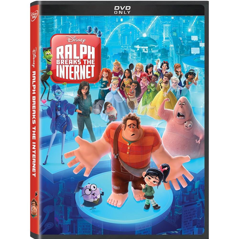 Ralph Breaks the Internet (DVD) Compare