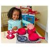 Melissa & Doug Deluxe Wooden Kitchen Accessory Set - Pots & Pans (8pc) - image 3 of 4