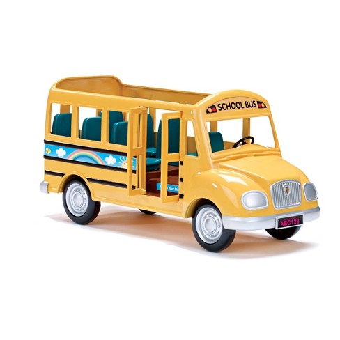Calico Critters School Bus - image 1 of 4