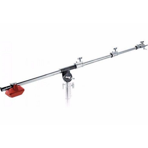 Avenger Junior Boom Arm with CounterWeight, Chrome. - image 1 of 2