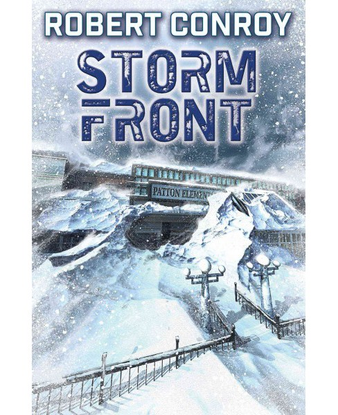 Storm Front (Hardcover) (Robert Conroy) - image 1 of 1