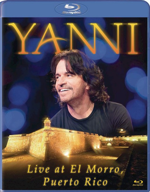 Yanni:Live at el morro puerto rico (Blu-ray) - image 1 of 1