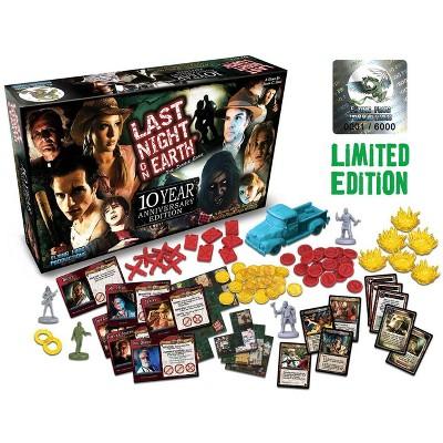 Last Night on Earth (10 Year Anniversary Edition) Board Game