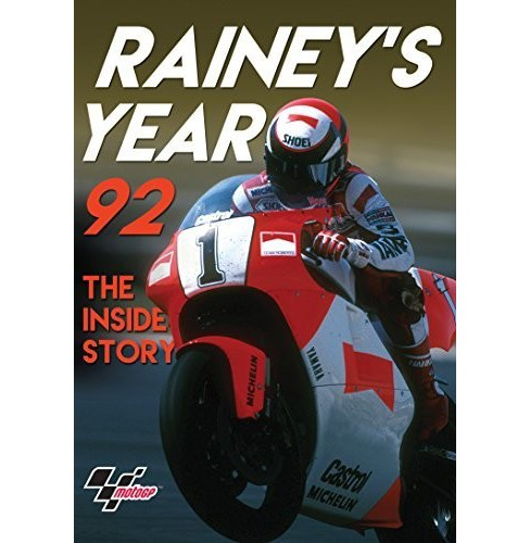 Rainey's Year:1992 Inside Story (DVD) - image 1 of 1