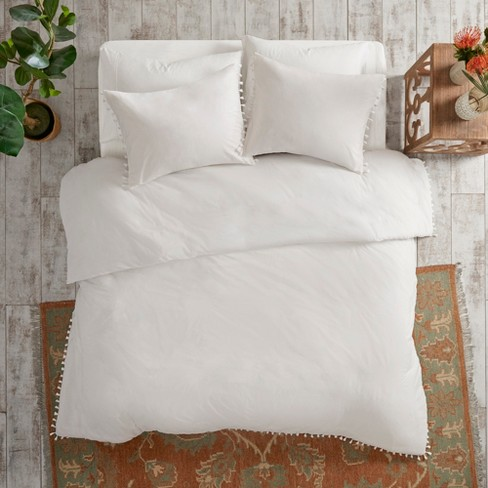 3pc Sula Cotton Duvet Cover Set - image 1 of 4