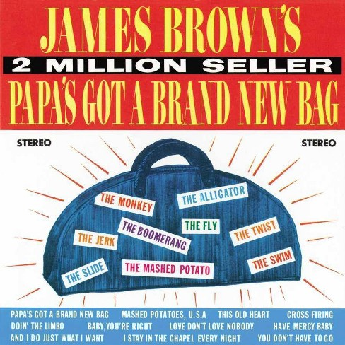 James Brown - Papa's Got A Brand New Bag (Vinyl) - image 1 of 1