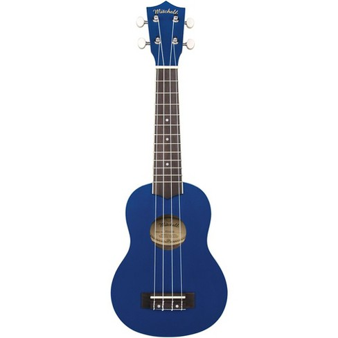 Mitchell MU40 Soprano Ukulele Deep Blue - image 1 of 4