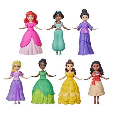 Disney Princess Secret Styles Palace Brights Collection