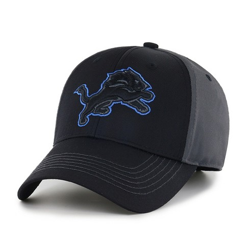 NFL Detroit Lions Blackball Adjustable Cap Hat By Fan Favorite   Target 50fa7cb8b