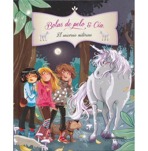 El unicornio misterioso/ The Mysterious Unicorn - by Juliette Parachini-Deny & Olivier Dupin (Hardcover) - image 1 of 1