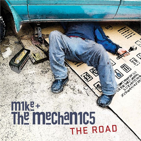 Mike + The Mechanics - Road (CD) - image 1 of 1