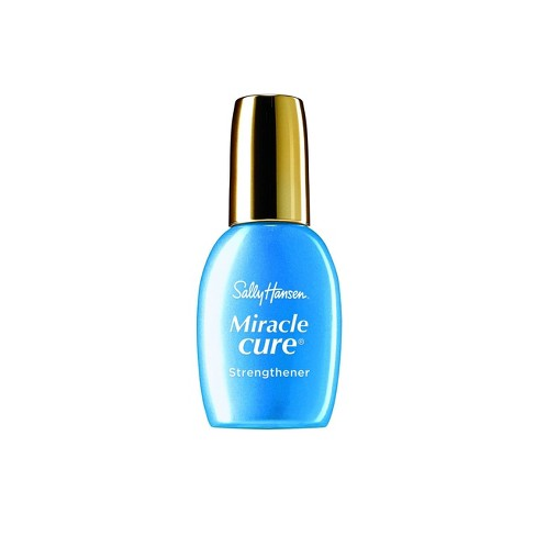 Sally Hansen Nail Treatment  45087 Miracle Cure for Severe Problem Nails - 0.45 fl oz - image 1 of 3