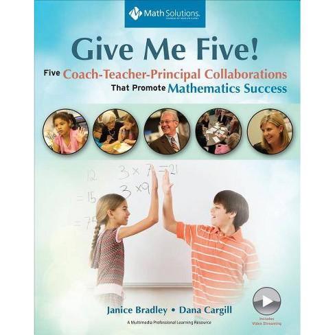 Give Me Five! - by  Janice Bradley & Dana Cargill (Paperback) - image 1 of 1