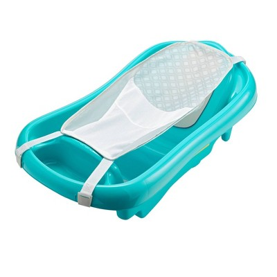 The First Years Sure Comfort Newborn to Toddler Tub - Aqua