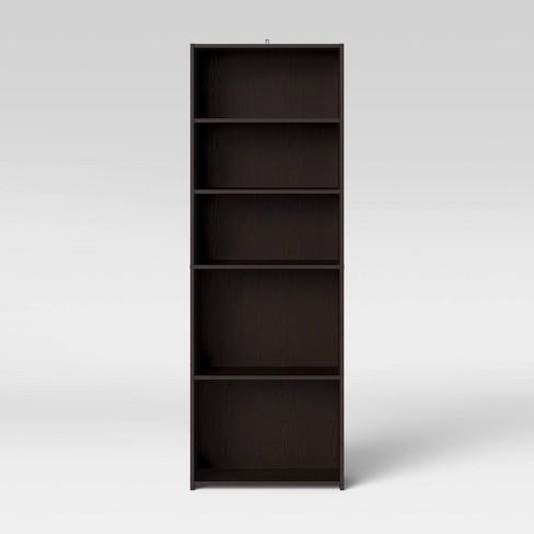 5 Shelf Bookcase - Room Essentials™ - image 1 of 4