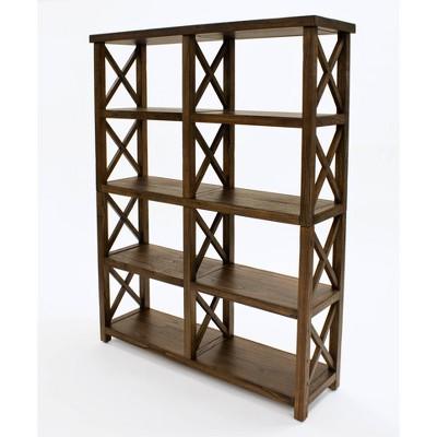 """63"""" Bradbury 8 Shelf Open Bookcase - Martin Furniture"""
