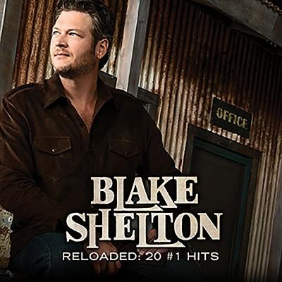 Blake Shelton - Reloaded: 20 #1 Hits (CD)