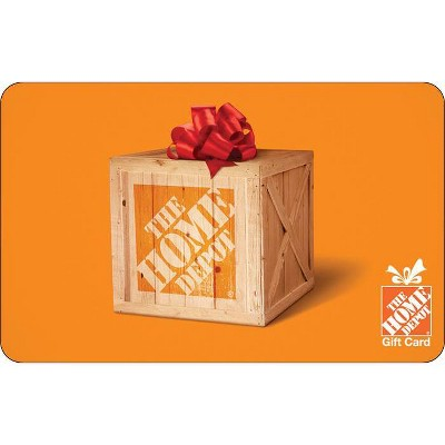 Home Depot Gift Card $50 Email Delivery)