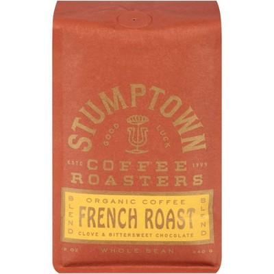 Stumptown French Roast Dark Roast Whole Bean Coffee - 12oz