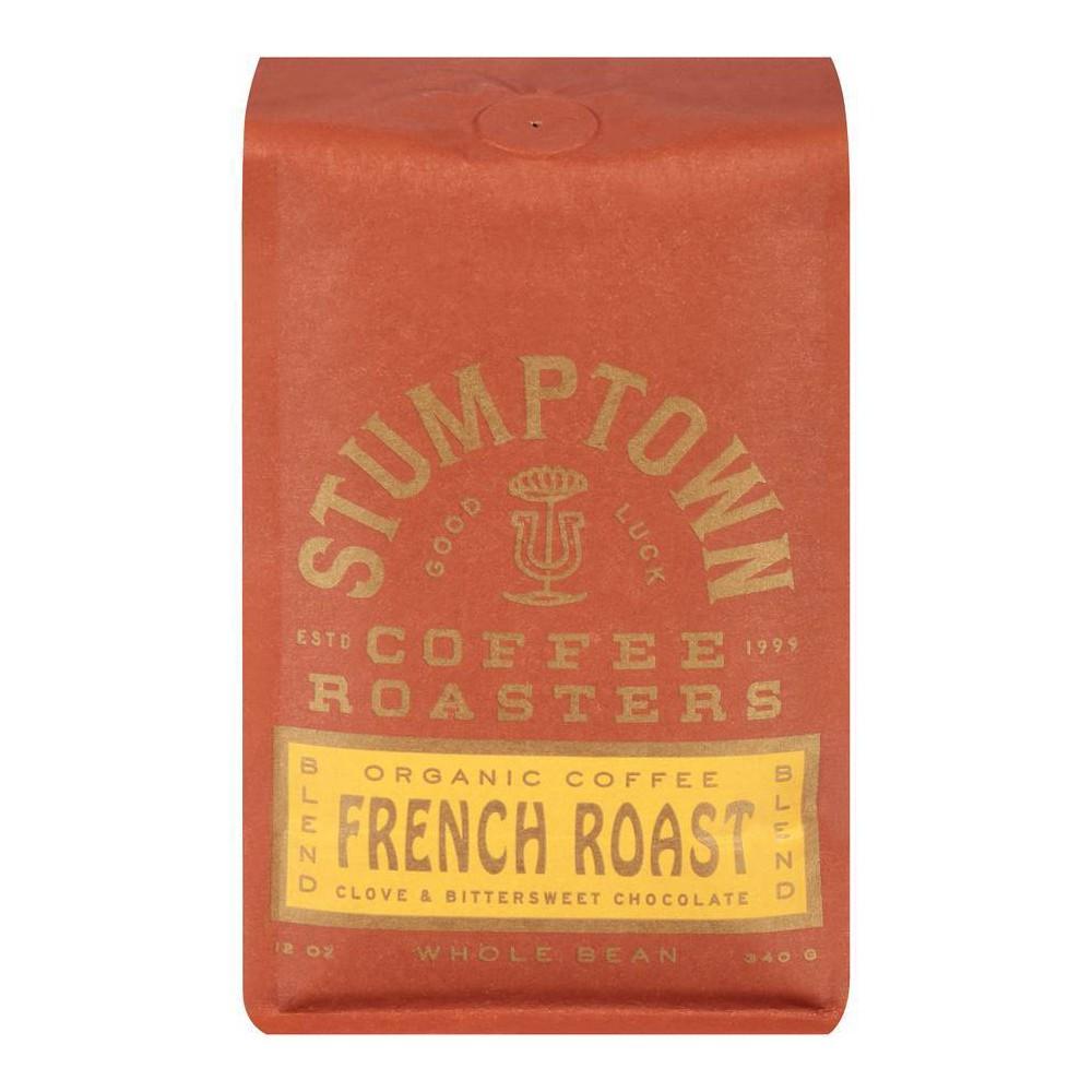 Stumptown French Roast Dark Roast Whole Bean Coffee 12oz
