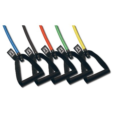Body Solid Resistance Bands 5pk