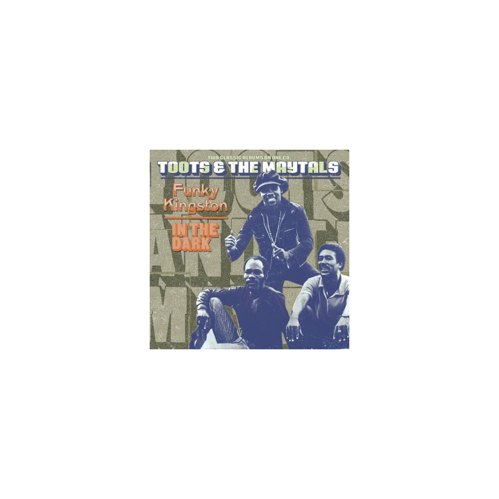 Toots & The Maytals - Funky Kingston/In The Dark (CD)