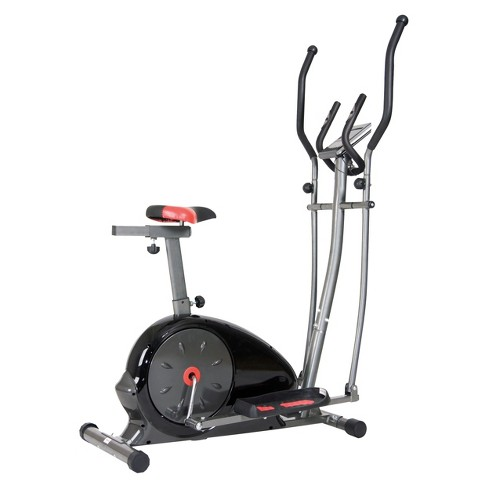 Body Champ Magnetic Cardio Dual Trainer Exercise Bike - image 1 of 4