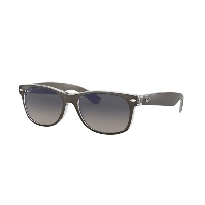 Ray-Ban RB2132 55mm New Wayfarer Unisex Square Sunglasses