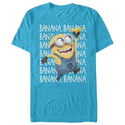 Men's Despicable Me Minions Repeat T-Shirt
