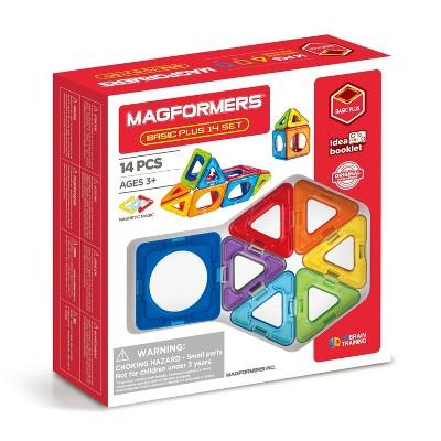 Magformers Basic Plus 14pc New Inner Circle