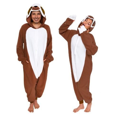 Funziez! Sloth Adult Unisex Novelty Union Suit - image 1 of 4