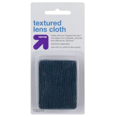 Lens Cleaning Cloth - Microfiber - up & up™