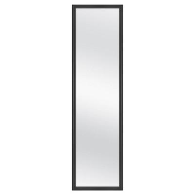Framed Door Mirror Black - Room Essentials™
