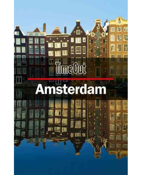 Time Out Amsterdam (Paperback) - image 1 of 1