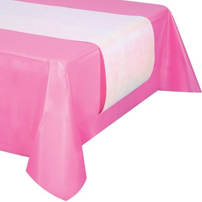 Iridescent Party Table Runner