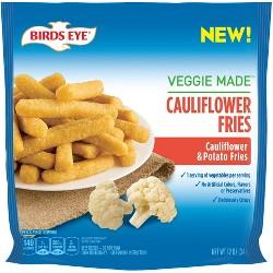 Birds Eye Veggie Made Frozen Cauliflower Fries - 12oz