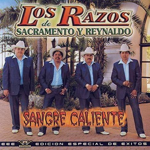 Los Razos - Sangre Caliente (CD) - image 1 of 1