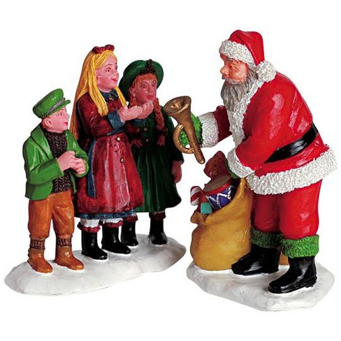 Lemax Lemax Christmas Village Collection Toys For Everyone 2 Piece Figurine Set 62309 Target