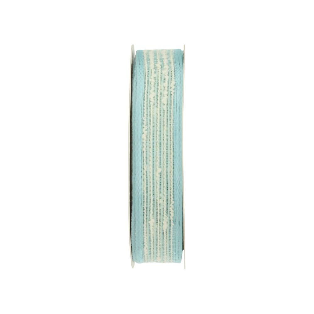 Mint Sheer Fabric Ribbon - Spritz, Green