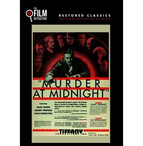 Murder At Midnight (DVD) - image 1 of 1