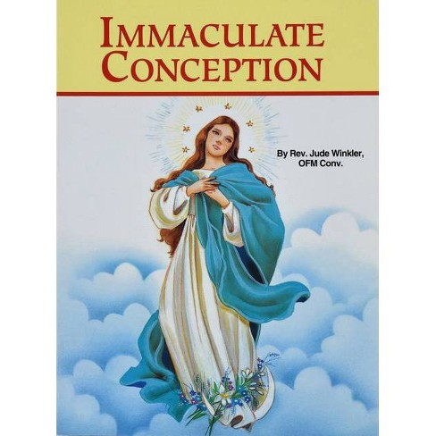The Immaculate Conception - (St. Joseph Picture Books) by  Jude Winkler (Paperback) - image 1 of 1