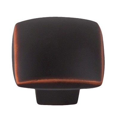 Sumner Street Home Hardware 1.25 4pc Knob Oil-Rubbed Bronze Boise