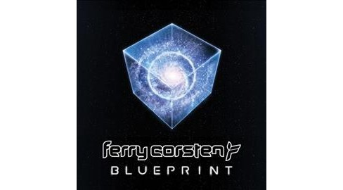 Ferry Corsten - Blueprint (CD) - image 1 of 1