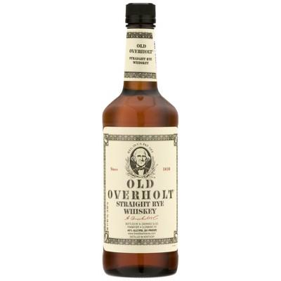Old Overholt Rye Whisky - 750ml Bottle