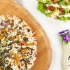 Daiya Dairy-Free Fire Roasted Vegetable Frozen Pizza - 17.4oz - image 3 of 3