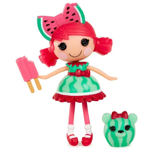 Mini Lalaloopsy Doll- Water Mellie Seeds - image 1 of 3