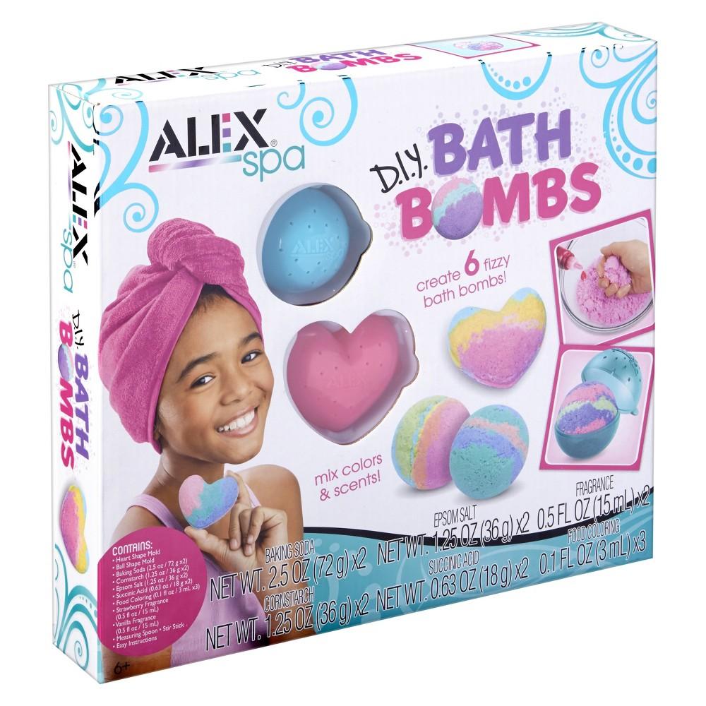 ALEX Toys DIY Spa Bath Bombs