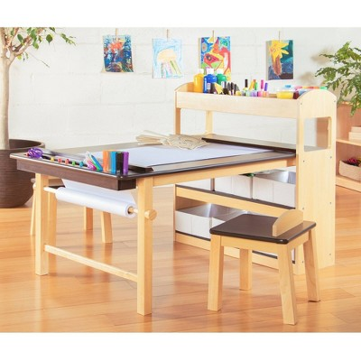 Kids' Deluxe Arts and Activity Center - Guidecraft