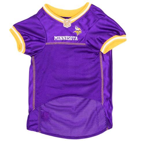 NFL Pets First Mesh Pet Football Jersey - Minnesota Vikings   Target ce235fad5