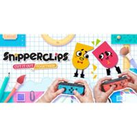Snipperclips: Cut it Out for Together! (Digital Download)